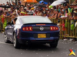 Desfile de Autos