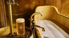 spa de cerveza praga republica checa Purkmistr Beer Spa