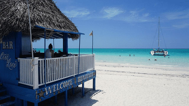 playa pilar cayo coco