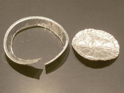 Fabricación sencilla de la tapa