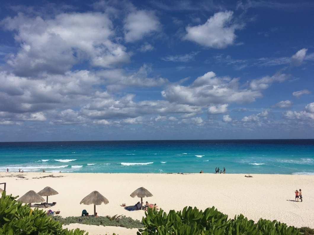 Playa Delfines en Cancún, Riviera Maya
