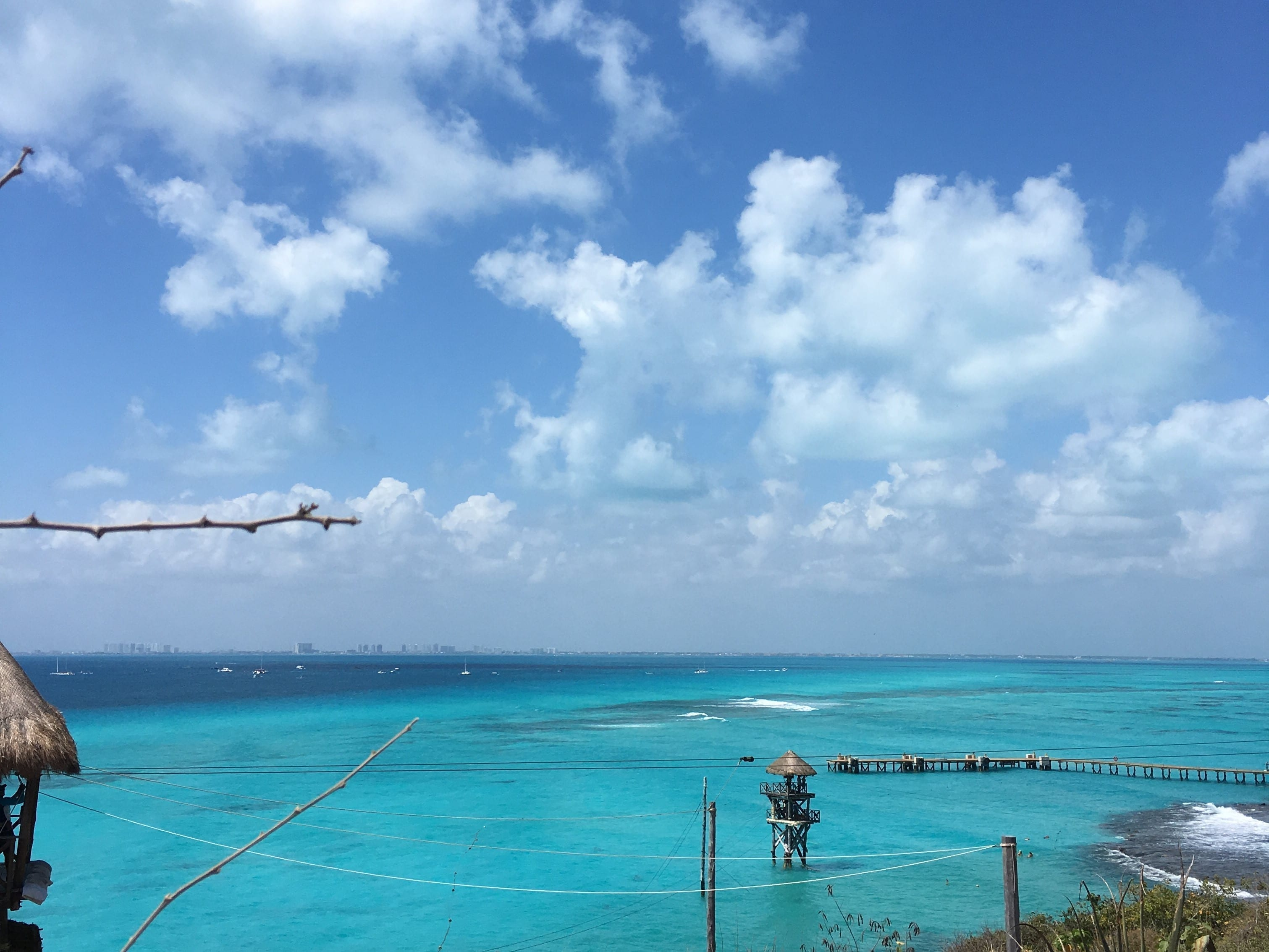 Llegar a Isla Mujeres en Ferry