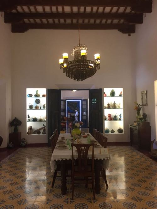 La Hacienda Henequenera en Xcaret
