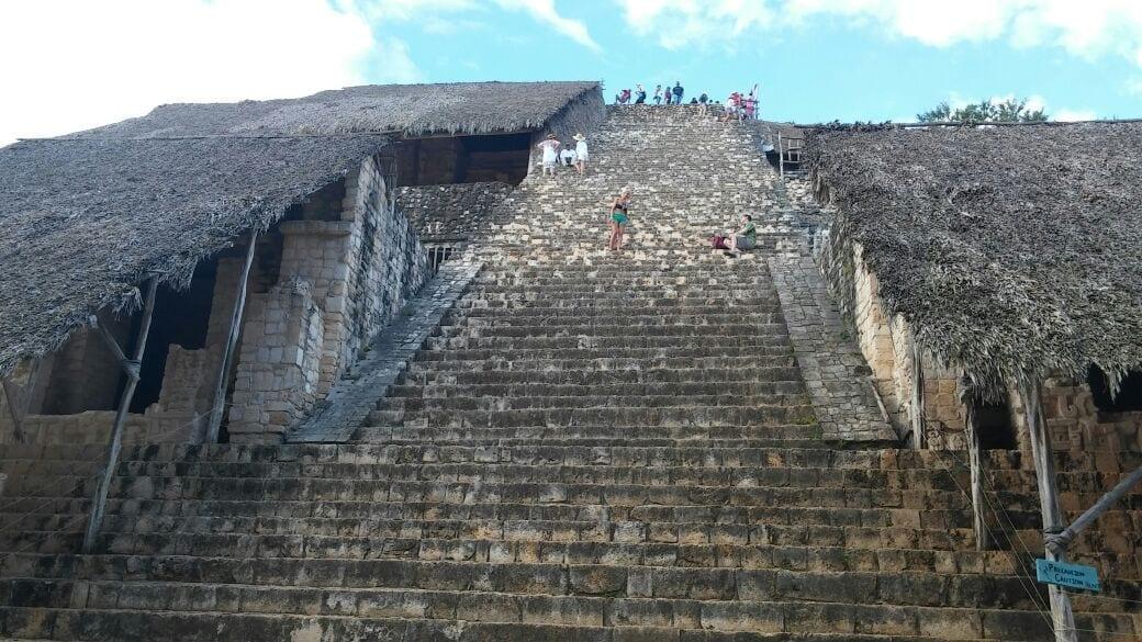 Visitar Ek Balam en Yucatán