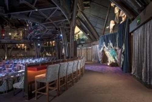 Localidades que no incluyen cena en el Teatro Cirque du Soleil JOYÀ