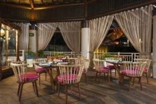 Restaurante NEKTAR en el complejo JOYA