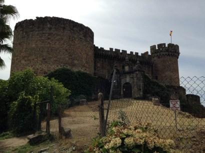 Castillo de Mombeltrán (14th century)