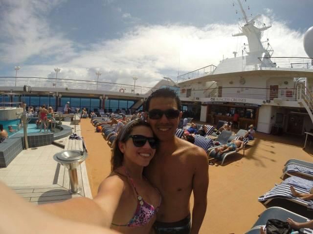 Crucero Princess Cruises en Bora Bora