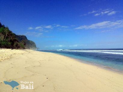 Las mejores playas de Bali - Nyang Nyang