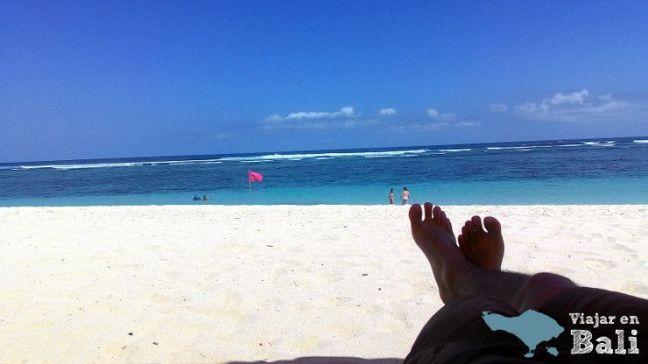 Las mejores playas de Bali - Pandawa
