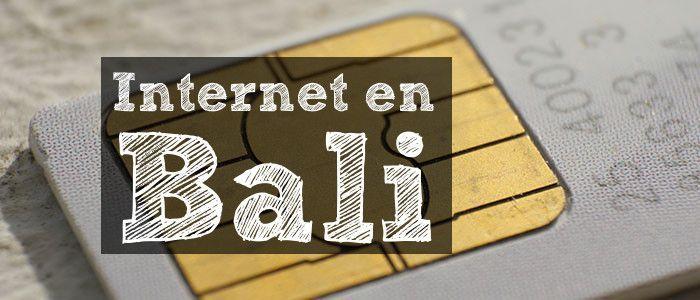Internet en bali
