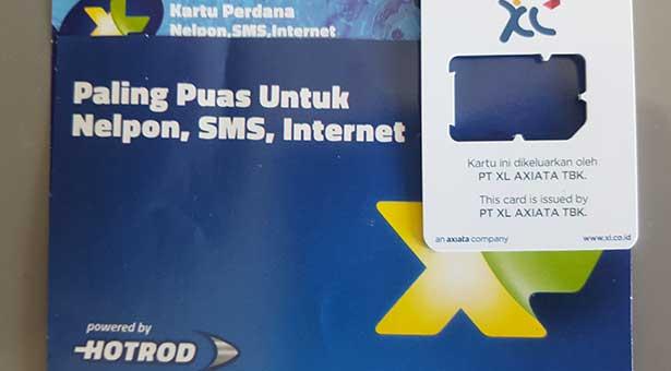 Usar Internet 3G en Bali