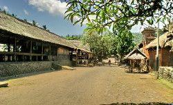 Tenganan Bali