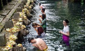 alrededores ubud - templo manantiales sagrados