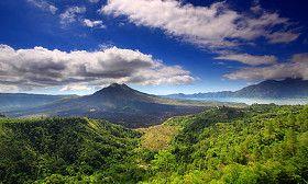 Excursion Alrededores de Ubud - volcanes kintamani
