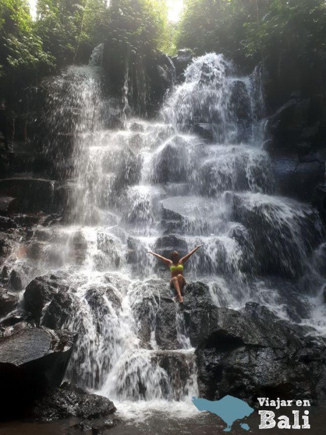 cascada kanto lampo Bali