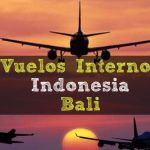 Reservar Vuelos Internos en Indonesia (Bali) 2019