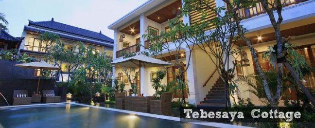 Tebesaya Cottage Hotel Ubud