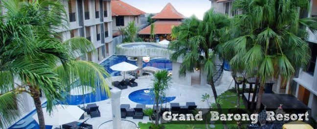Hotel Grand Barong Resort