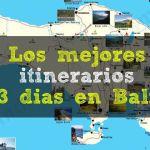 Los mejores itinerarios de 3 días en Bali