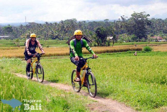 Presupuesto actividades en Bali