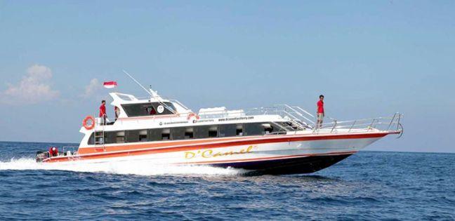 Barco Rapido Sanur Nusa Lembongan Bali