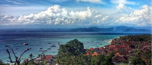 Vista Nusa Lembongan Itinerario Bali