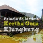 Palacio de Justicia: Kertha Gosa – Klungkung