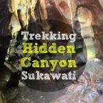 Trekking Hidden Canyon Sukawati
