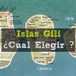 Islas Gili, Cual Elegir ? Gili Trawangan, Meno o Air ?