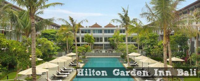 hotel Hilton Garden Inn Bali Ngurah Rai Airport
