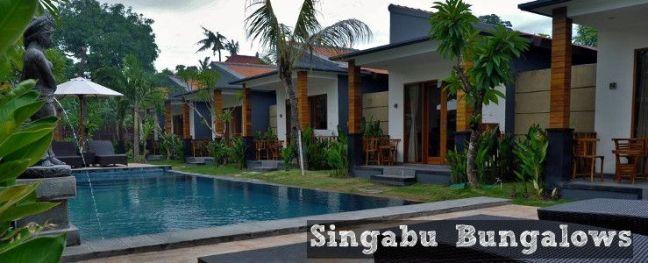 hotel Singabu Bungalows Nusa Penida