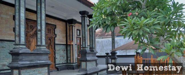 Hotel Dewi Homestay Nusa Penida