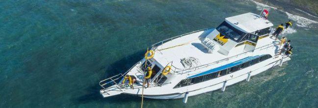 Barcos a Nusa Penida
