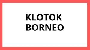 Alquilar klotok Borneo