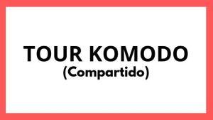 Tour Komodo Compartido
