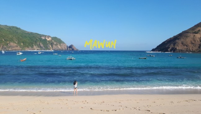 Playa Mawun Lombok