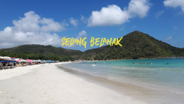 Playa Selong Belanak