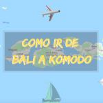 Como ir de Bali a Komodo