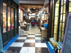 Tiendas vintage y talleres