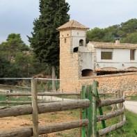 Masía, granja ecológica y restaurante de Can Casellas