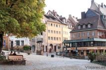 Rincones con encanto en el centro de Núremberg