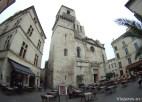 Catedral de Nîmes evidencia las luchas entre protestantes y católicos.