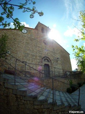 Iglesia románica de Sant Esteve d'en Bas