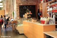 Interior del Bar del Convent de Barcelona