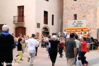 Bailando sardanas en Vandellòs