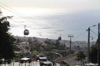 El Teleférico Funchal - Monte es una atracción obligada en una visita a Madeira
