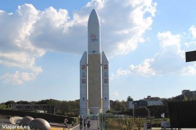 Impresionante cohete Ariane