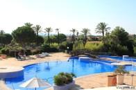 La gran piscina de Village Club Bonavista de Bonmont