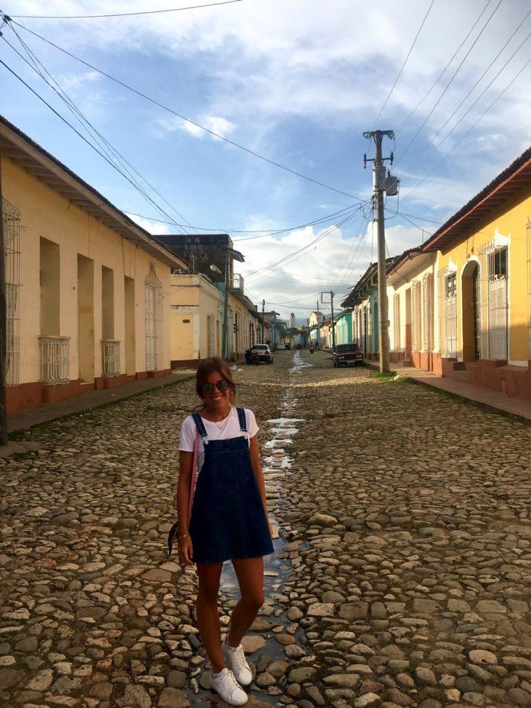 Paseando las calles de Trinidad